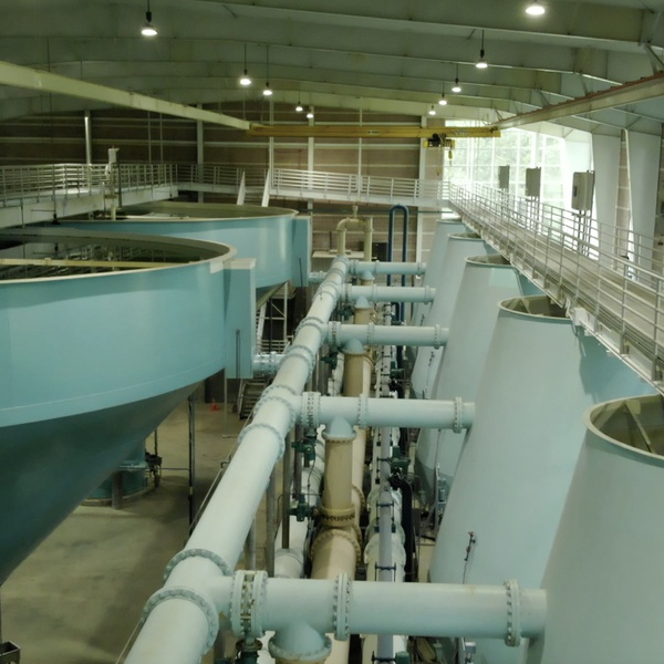 Water Processing - Infrastructure