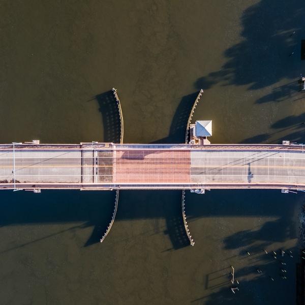Bridge from Above