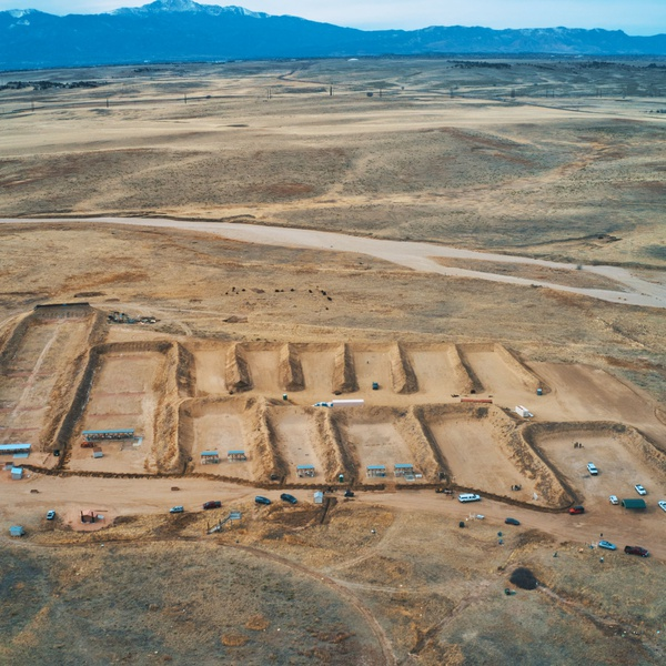 Pikes Peak Gun Club - Rifle / Pistol Ranges