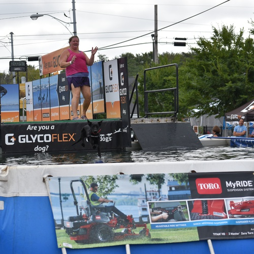 DockDogs Competition