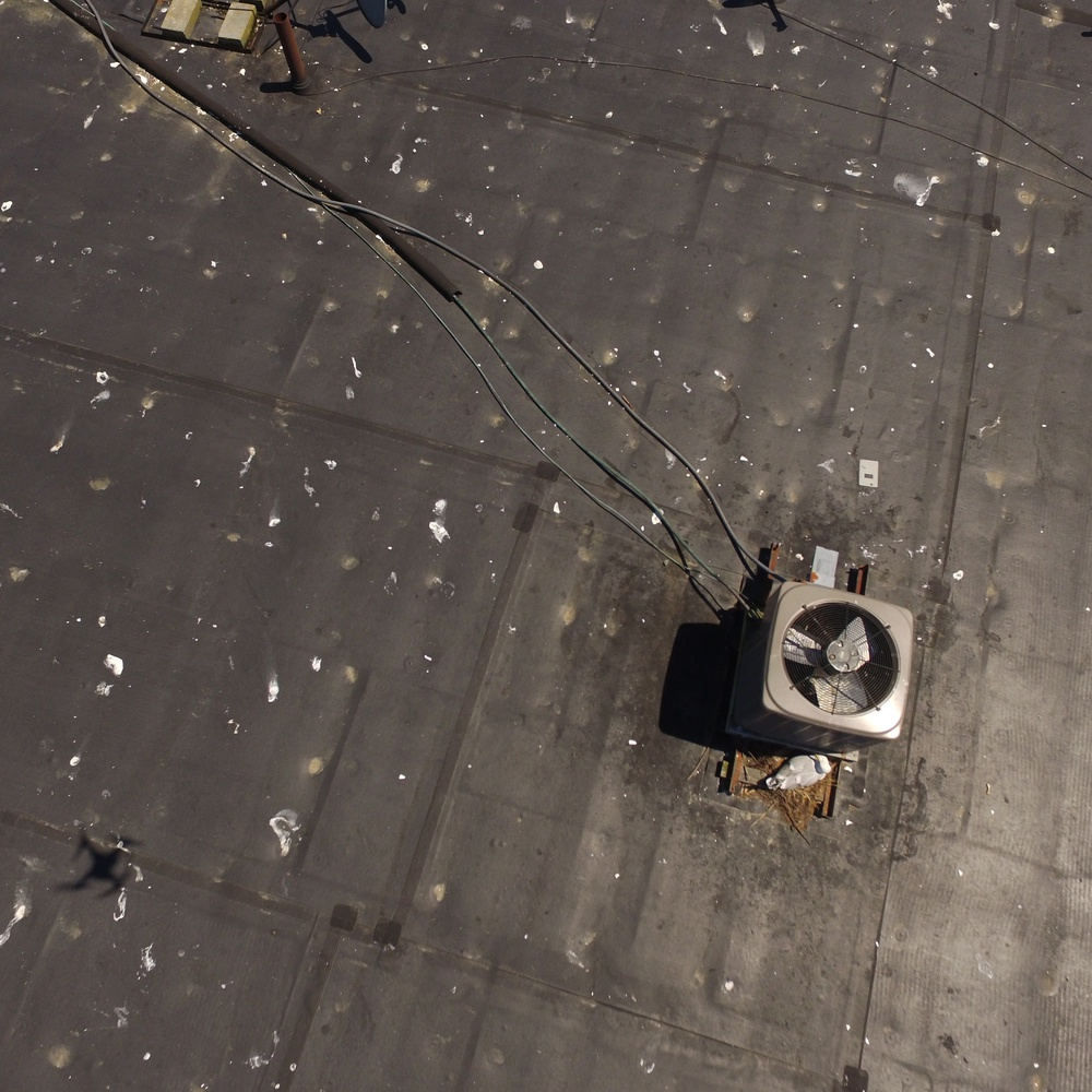 Roof Inspection Funnels