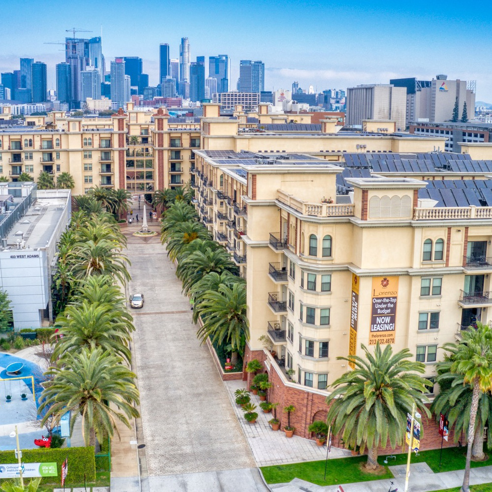 Real Estate - Drone Photo