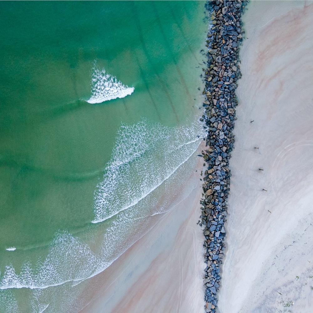 Beach Jetty