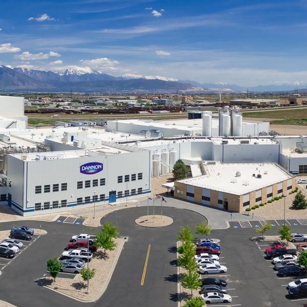 Dannon Yogurt, West Jordan, Utah Facility