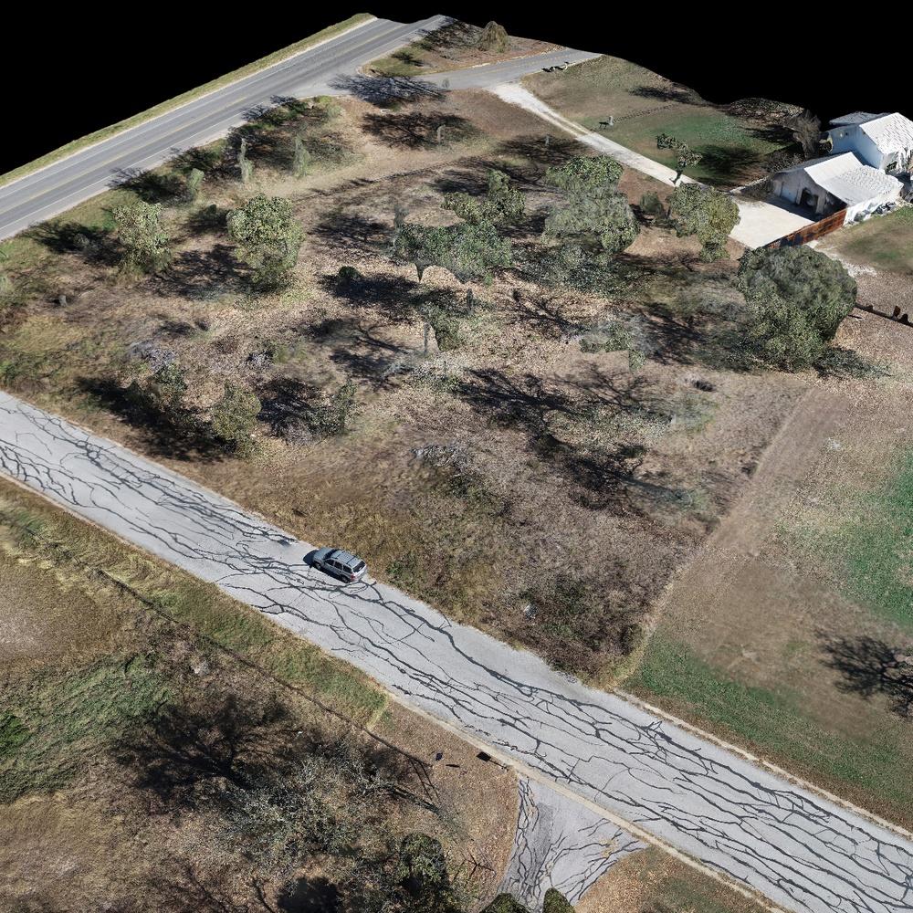 Property survey, Austin, TX, 2020 (DJI P4P V2)