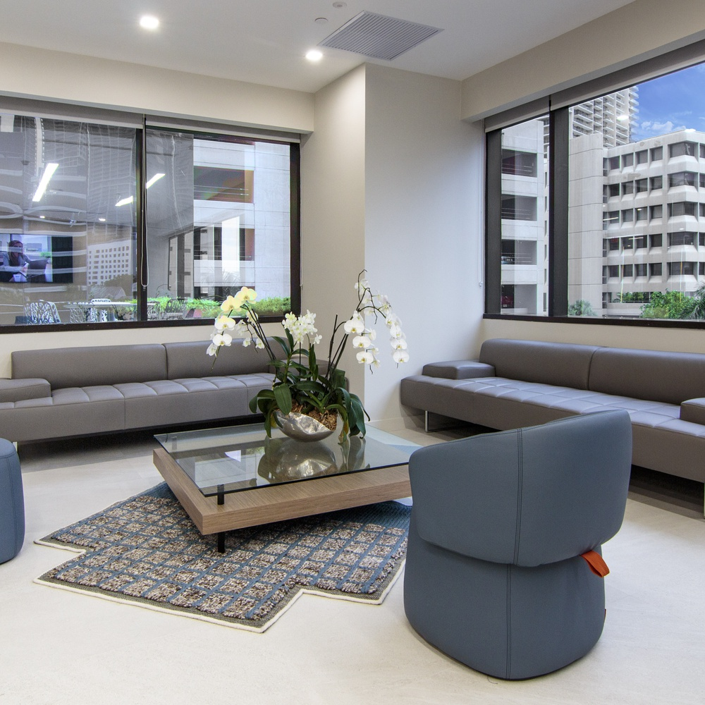 CoSuite office Lobby