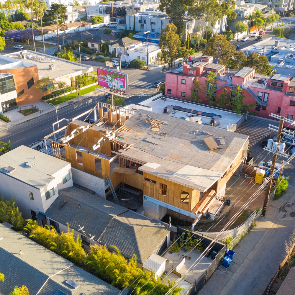 Capture and Aerial Progress of Your Construction Project