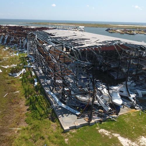 Hurricane Harvey - Boat Storage