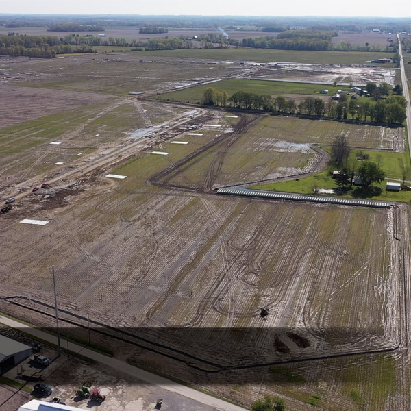 Cincinnati, OH - Solar Farm Construction (3)