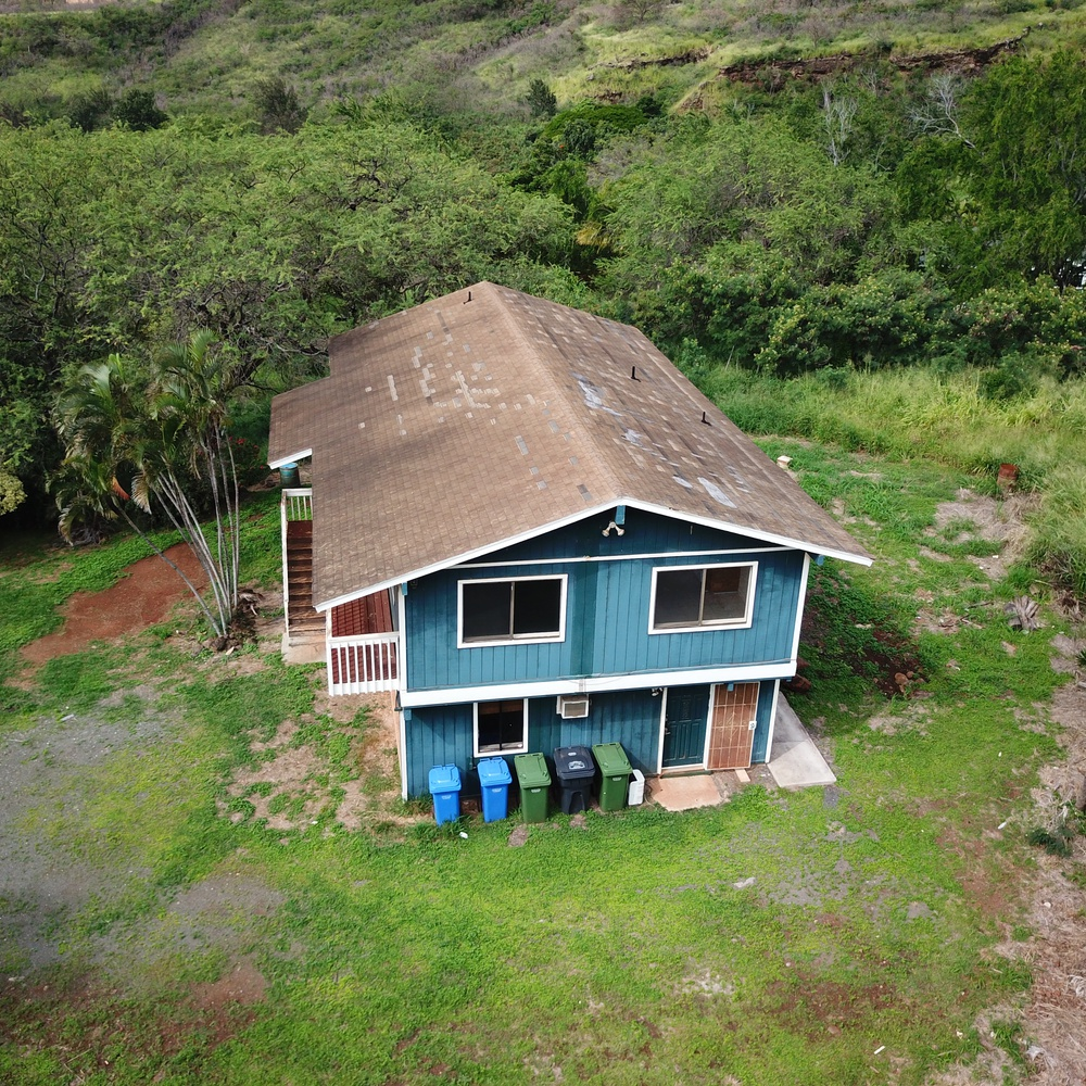 Waianae Residential Real Estate (Front view, 40')