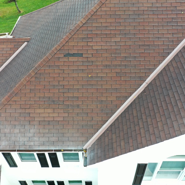 Eagleview roof inspection