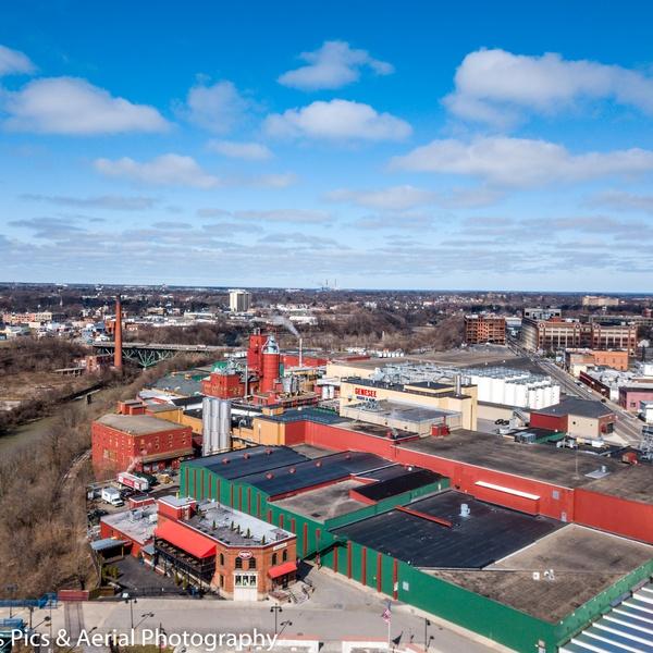 Upper Falls Rochester NY