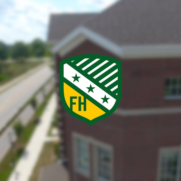 Promotional banner for FarmHouse Fraternity
