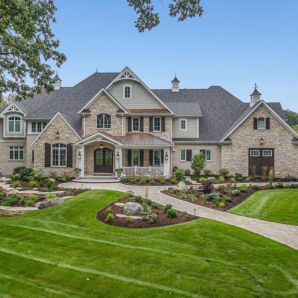 Residential photo for custom home builder