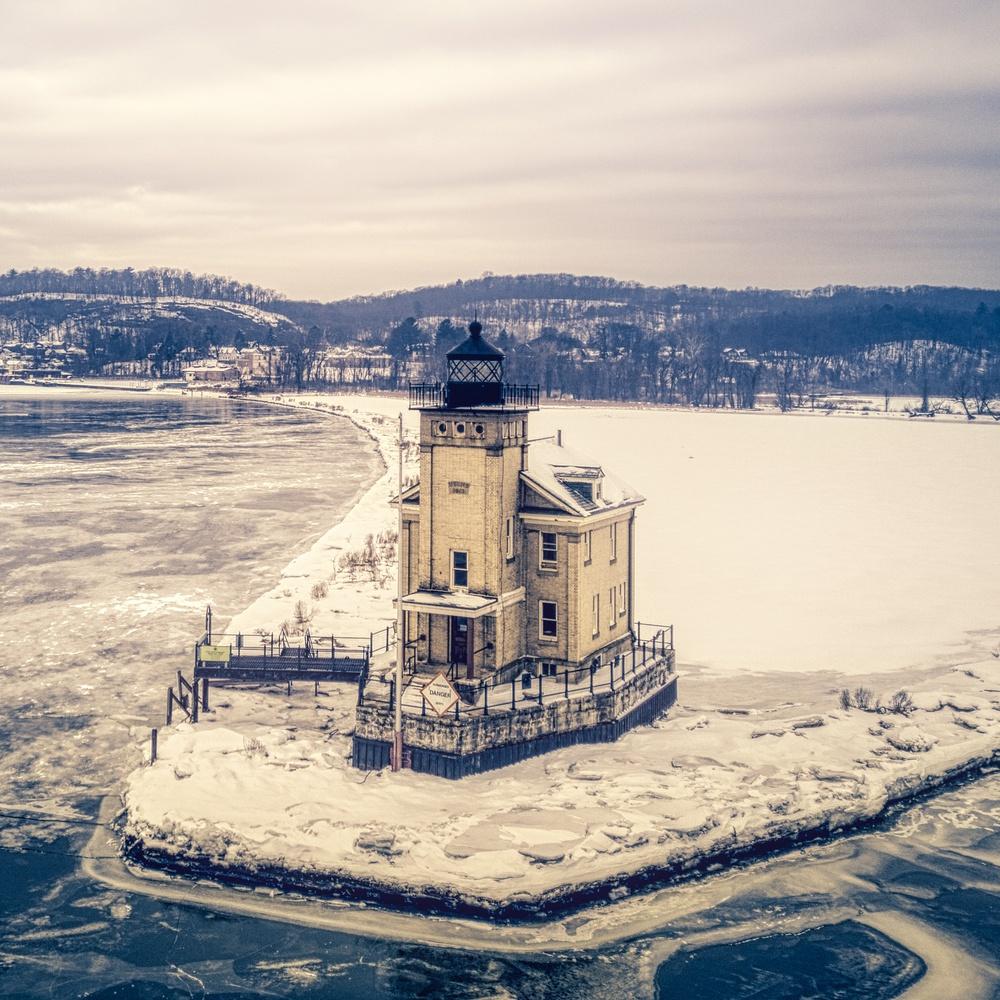 Kingston lighthouse