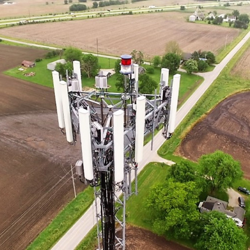 Cell Tower Mast