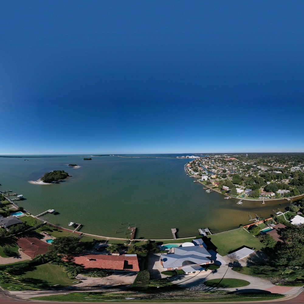 360-Degree Aerial Imagery - Real Estate Example