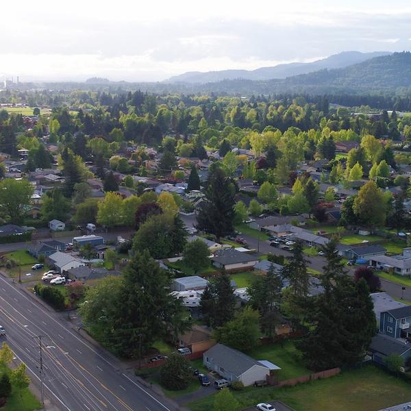 Above the Neighborhood