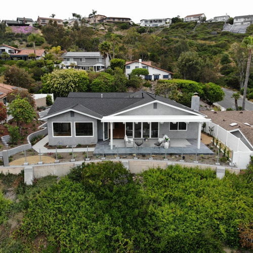 Home in San Clemente for real estate listing