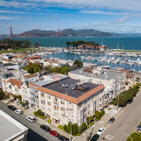 Apartment Building SF