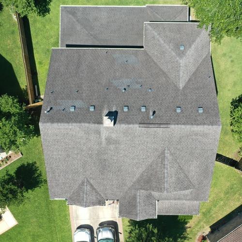 Ortho Roof Image