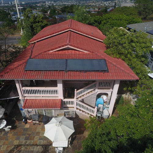 Aliamanu Real Estate Shoot (Front View, 50')