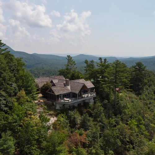 King of the Mountain House