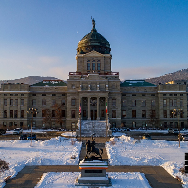 Capitol of Montana