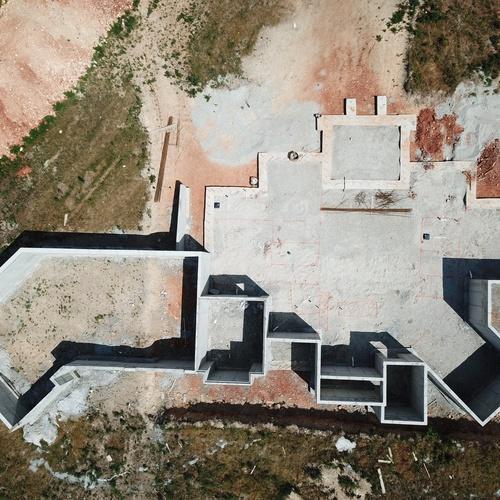 Construction - Footprint