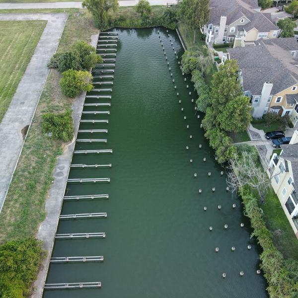 Unfinished Docks