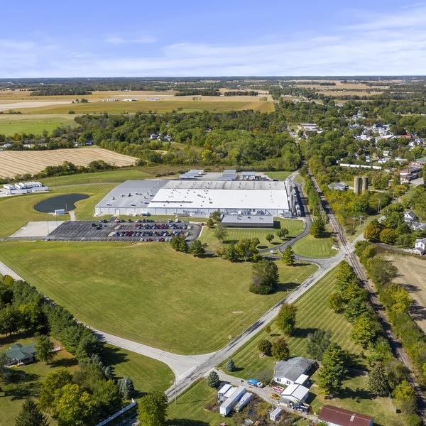 Rural Ohio Plant Photo