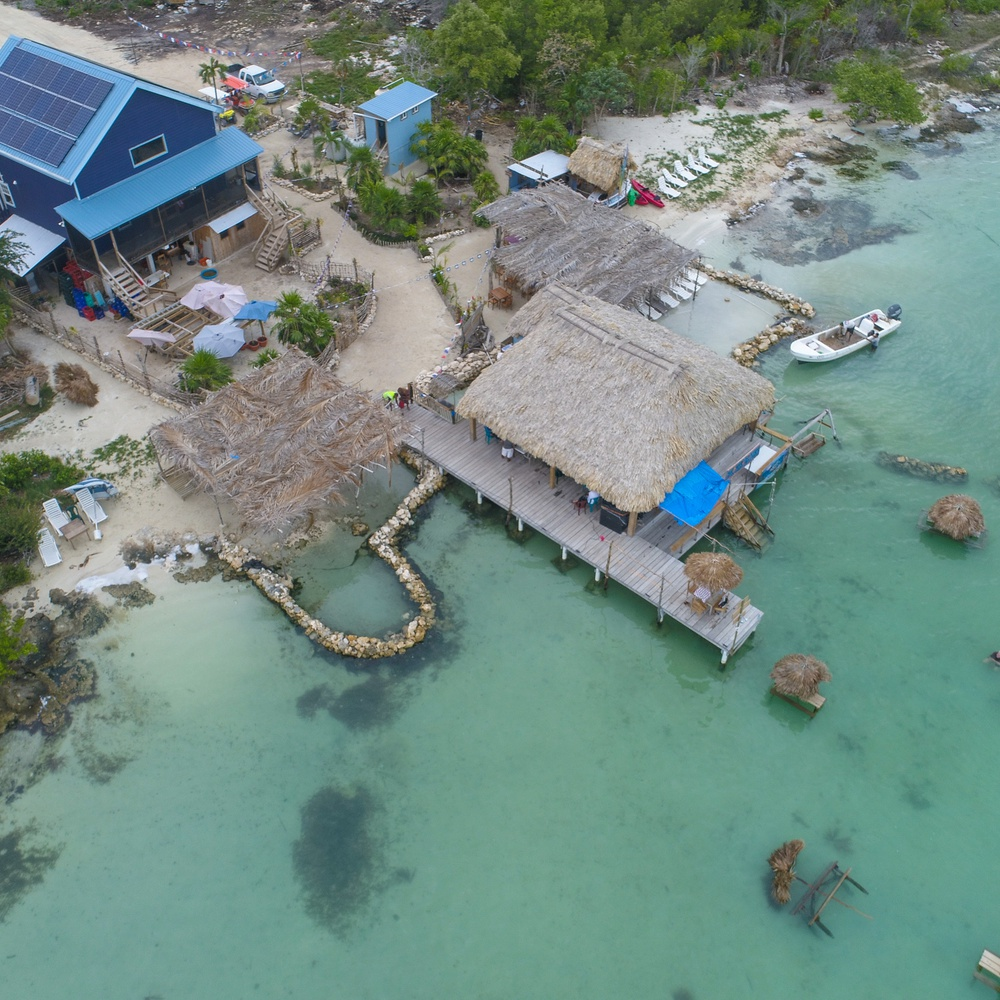 Blue Bayou - Secret Beach - San Pedro, Belize
