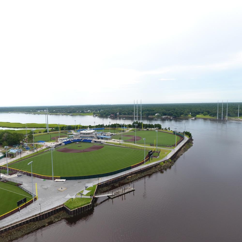 Shipyard Park, Charleston SC