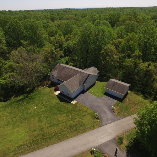 Small Home in Owings MD Wide