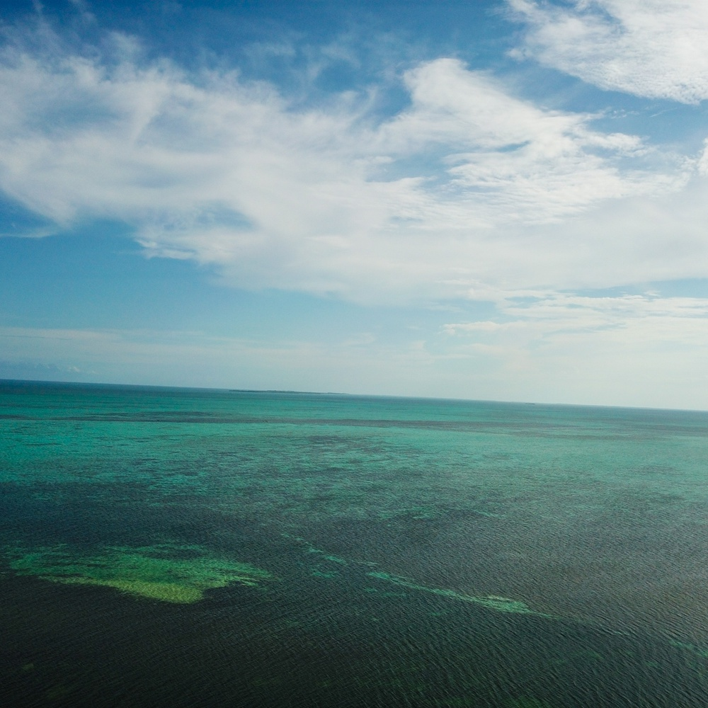 View from the Top - La Sirene - San Pedro, Belize