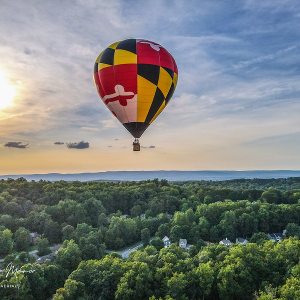 Tailwinds Over Frederick 1