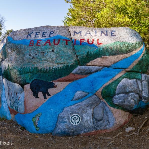 Keep Maine Beautiful