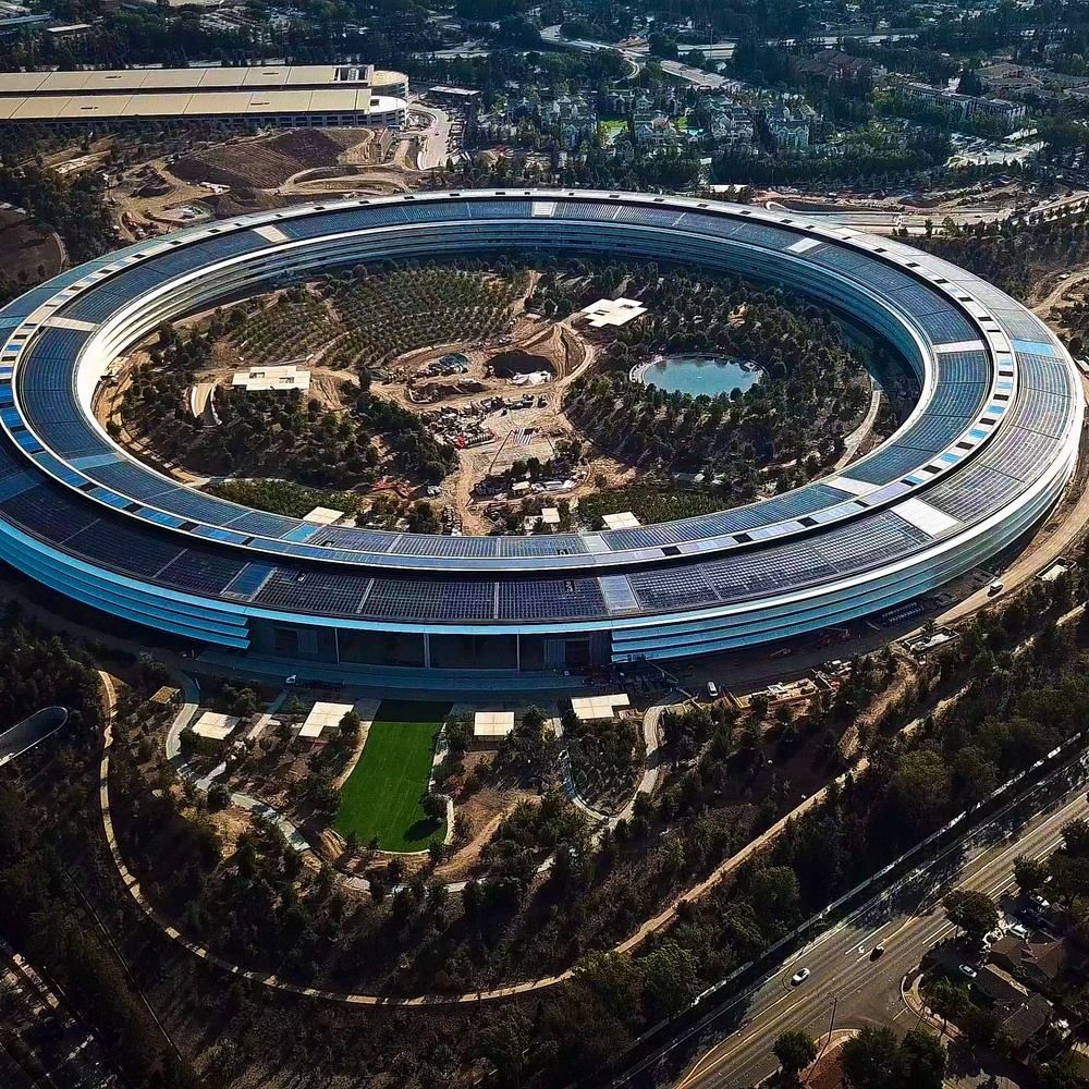 Apple Park - Cupertino California