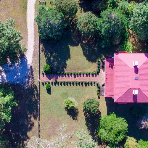 Cherry Hill Plantation Aerial