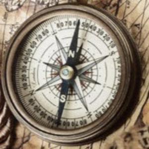 Broken Compass Drone Media
