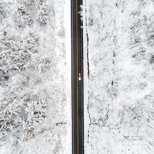 Snowy Adirondacks