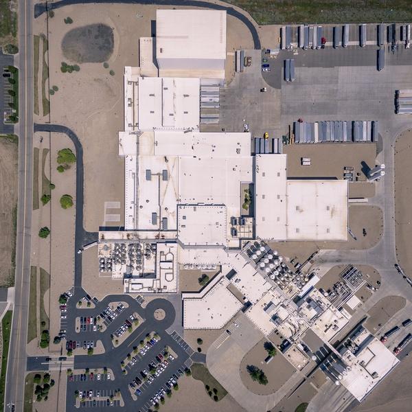 Dannon Yogurt, West Jordan Utah Facility