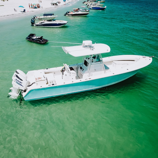 A clients boat for sale