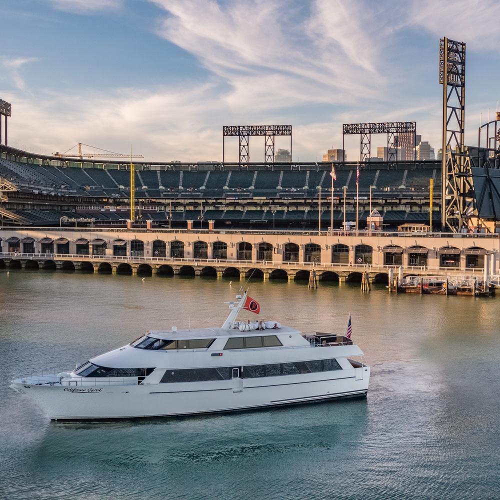 SF Giants Yacht Promo Image