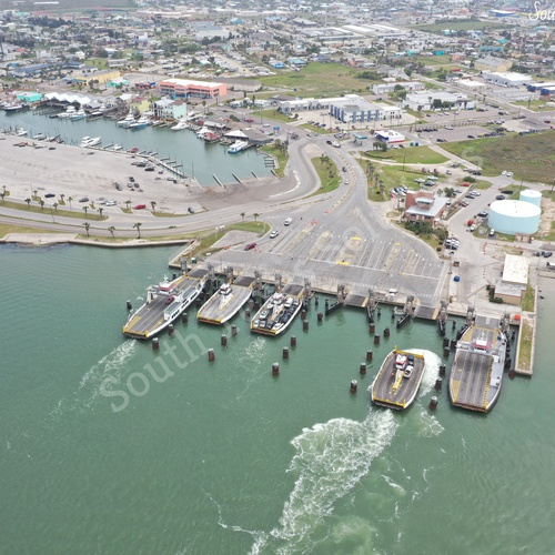 Port Aransas Port