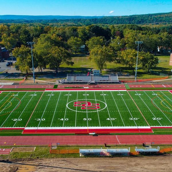 Scotia-Glenville High School Stadium, Scotia, NY
