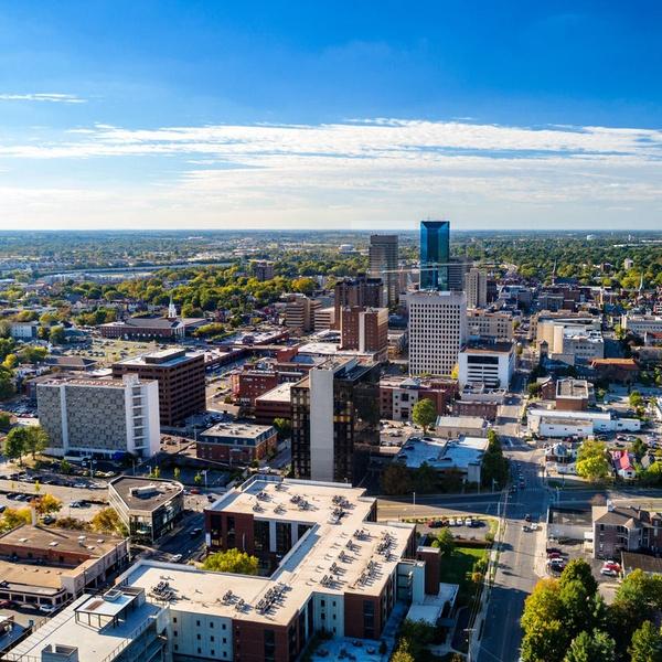 Lexington, KY Aerial