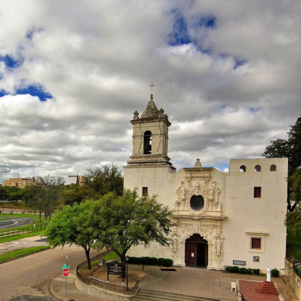 St. Francis church Waco, Tx