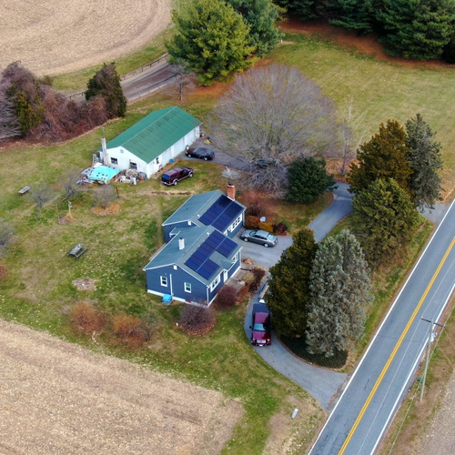 Aerial in Maryland