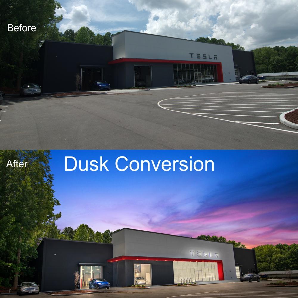 Dusk Conversion - Post Processing